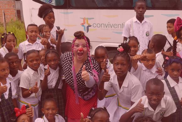 Mision humanitaria